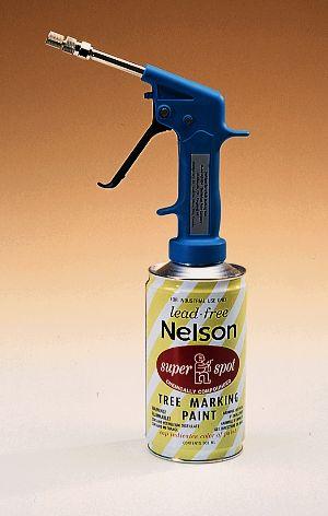 Nel-Spot Dura-Built Tree Marking Gun